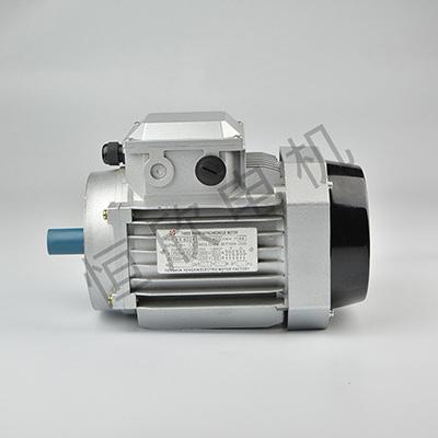 MS系列方形铝壳三相异步电动机 HX-008